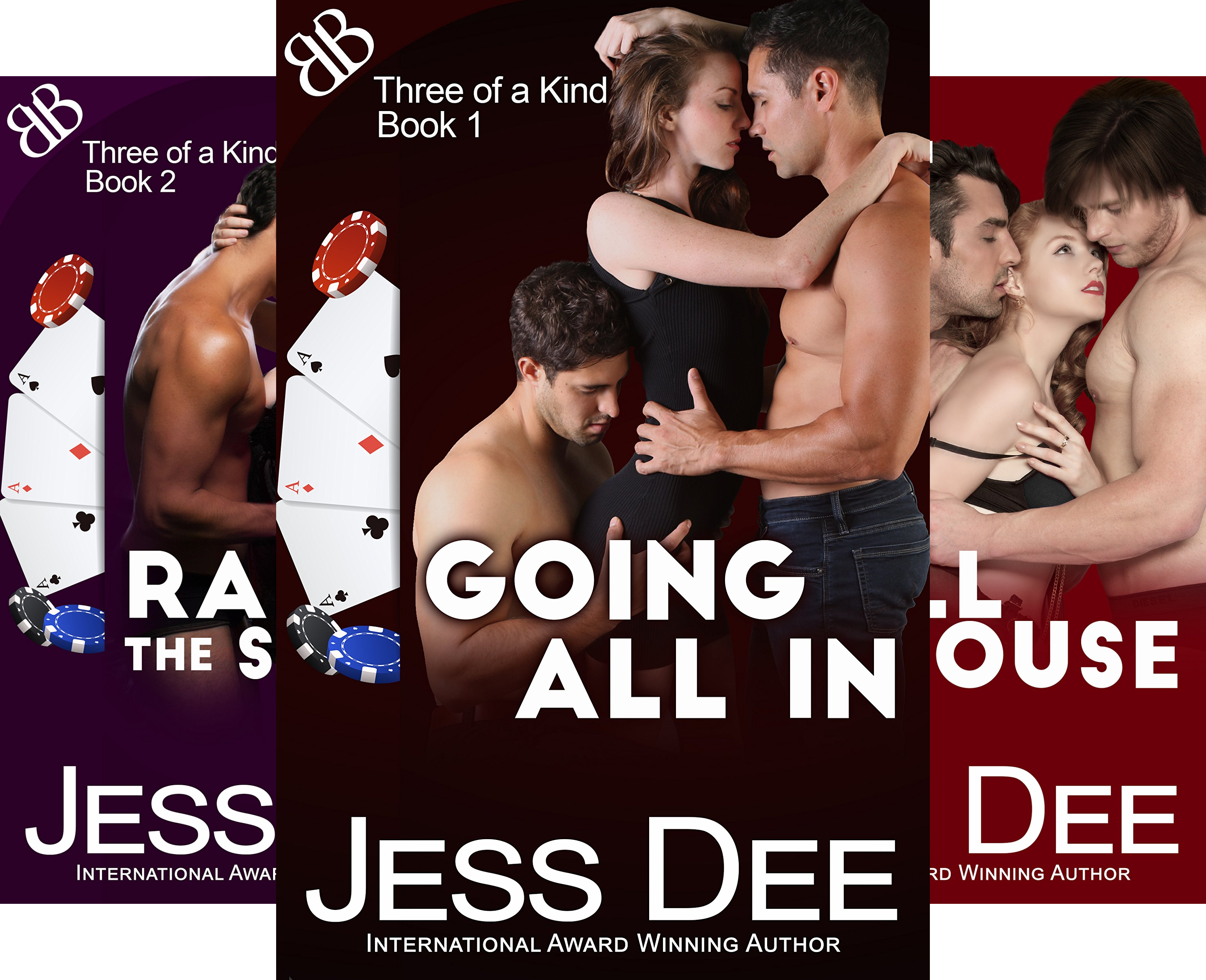 Three of a Kind (3 Book Series)