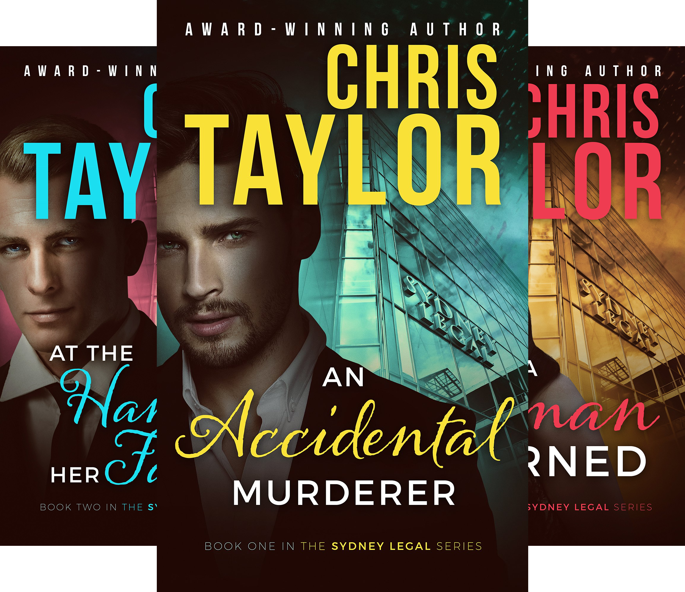 The Sydney Legal Series (4 Book Series)