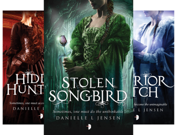 Malediction Trilogy (3 Book Series) by Danielle L. Jensen