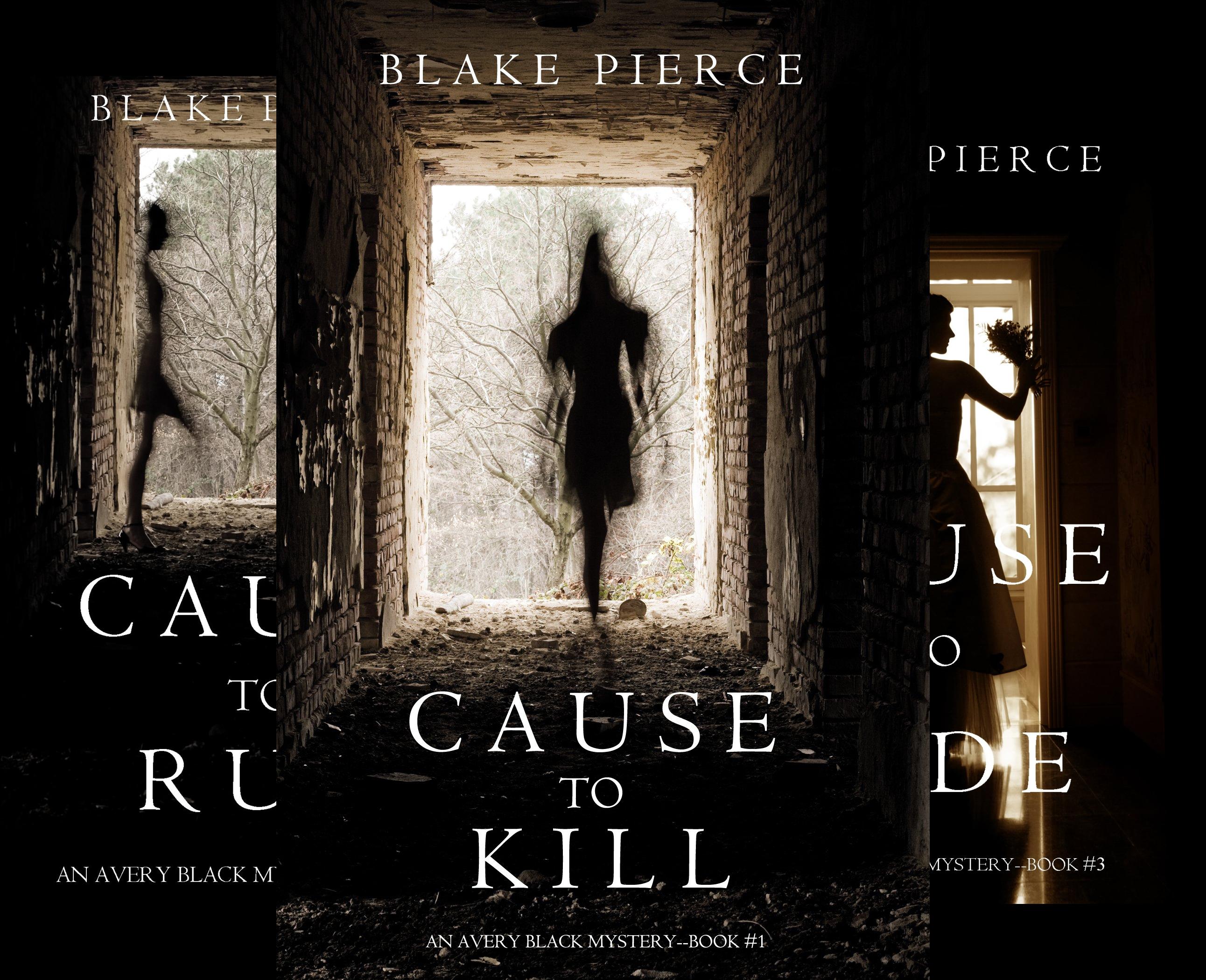An Avery Black Mystery (6 Book Series)