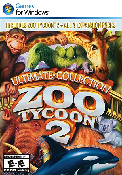 Amazon com: Zoo Tycoon 2 Ultimate Collection [Download