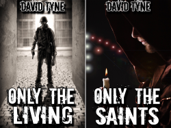 #freebooks – Zombie Survival Series: Only The Living + Only The Saints — FREE until August 16th