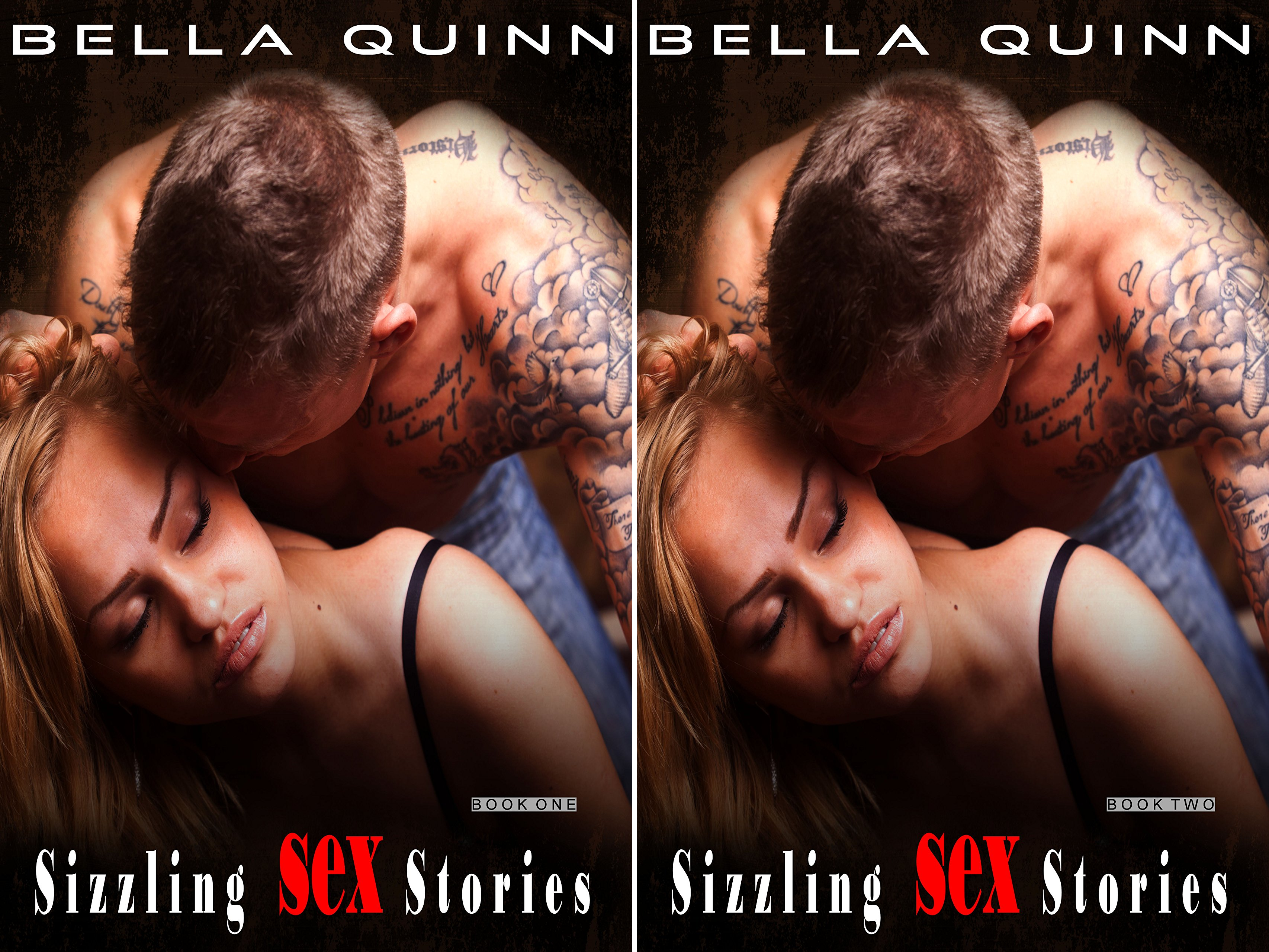 Books : Sizzling Sex Stories (2 Book Series)