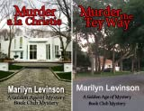 img - for The Golden Age of Mystery Book Club Mysteries (2 Book Series) book / textbook / text book