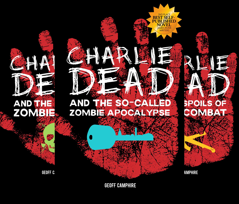 Charlie Dead (3 Book Series)