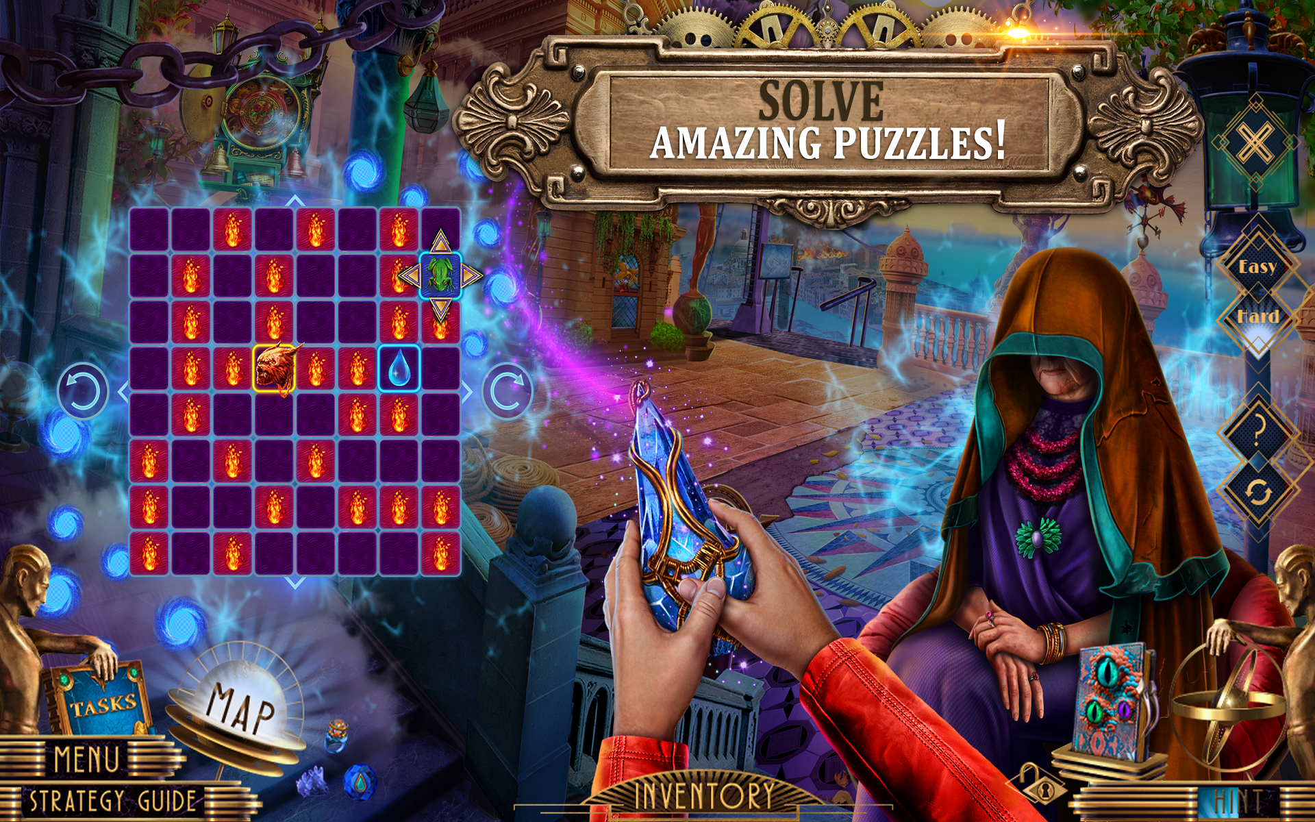 Amazon Com Hidden Objects Spirit Legends Time For Change Collector S Edition Appstore For Android