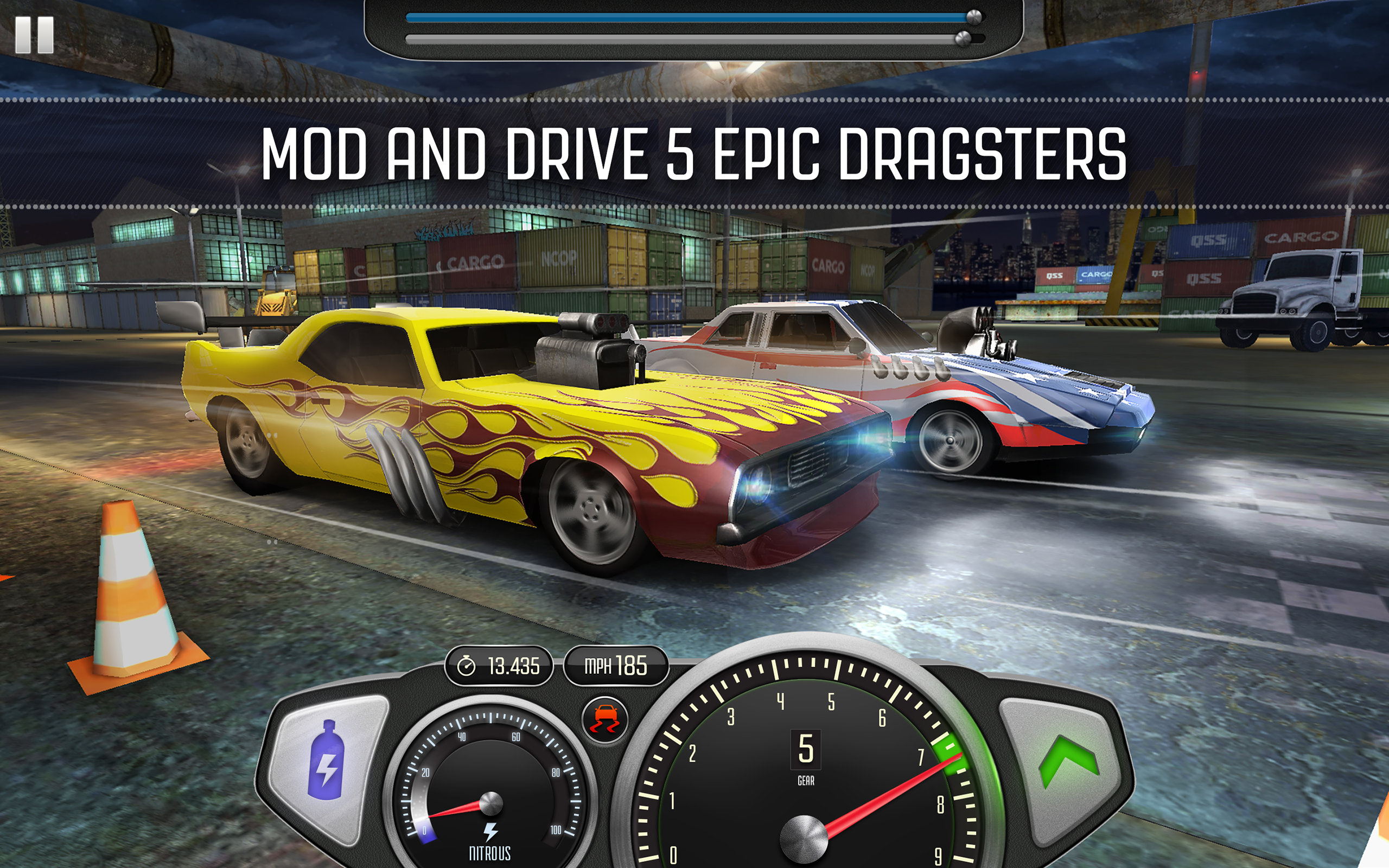 Amazon Com Top Speed Drag Fast Racing Appstore For Android