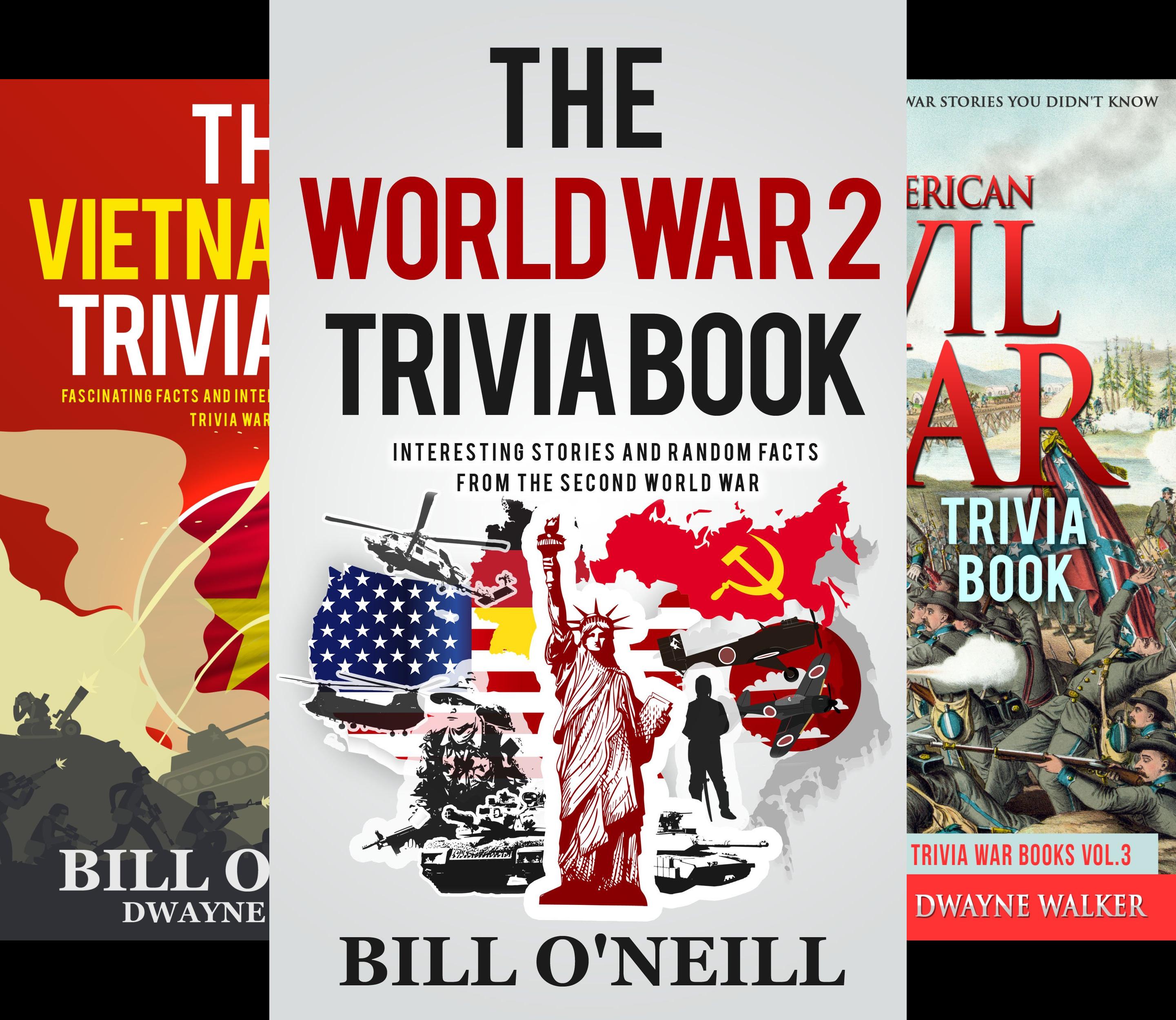 Trivia War Books (5 Book Series)