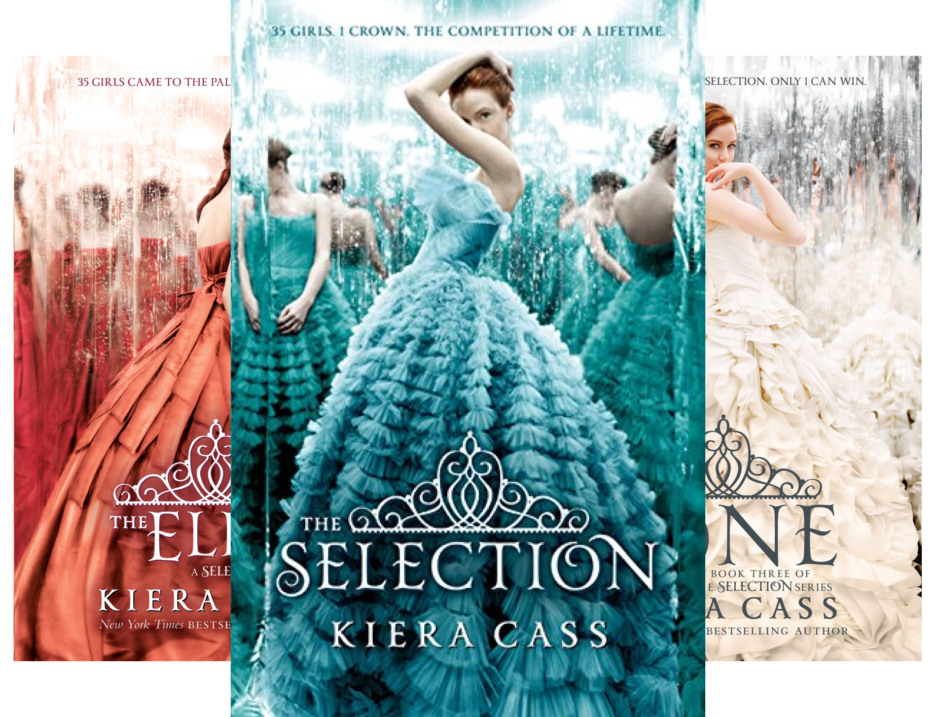 the-selection-4-book-series