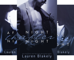 Seductive Nights Series (3 books) by  Lauren Blakely