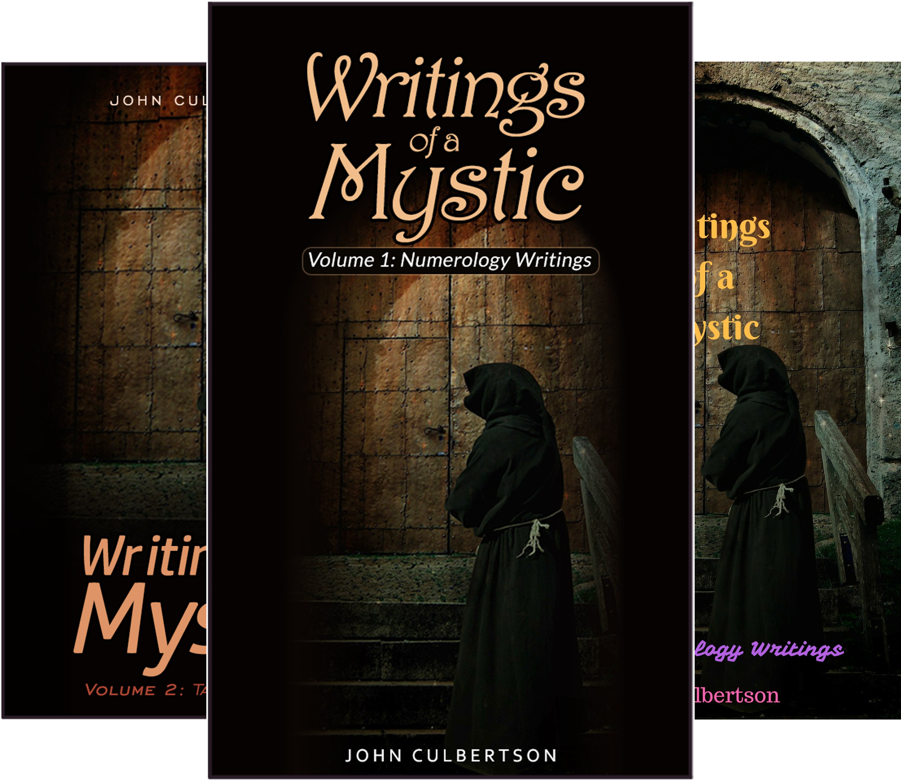 Writings of a Mystic (4 Book Series)