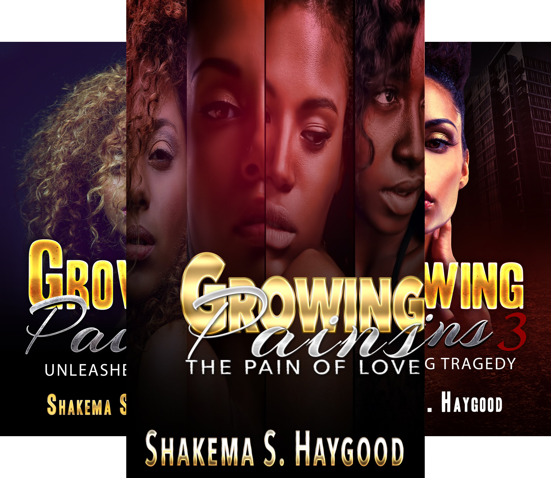 Growing Pains (3 Book Series)