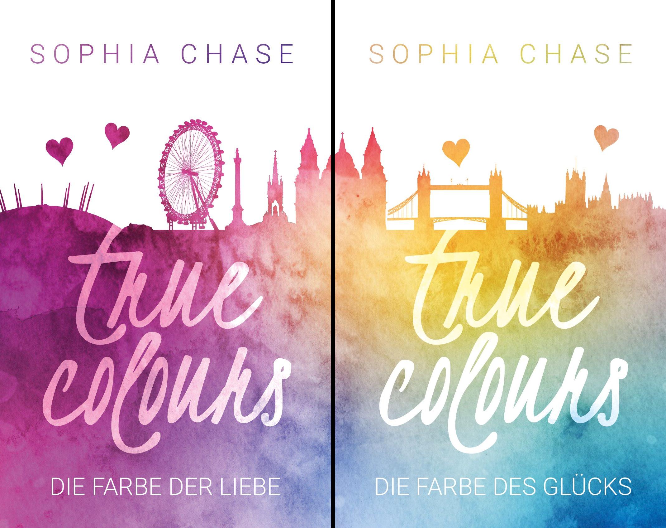True Colours (Reihe in 2 Bänden)