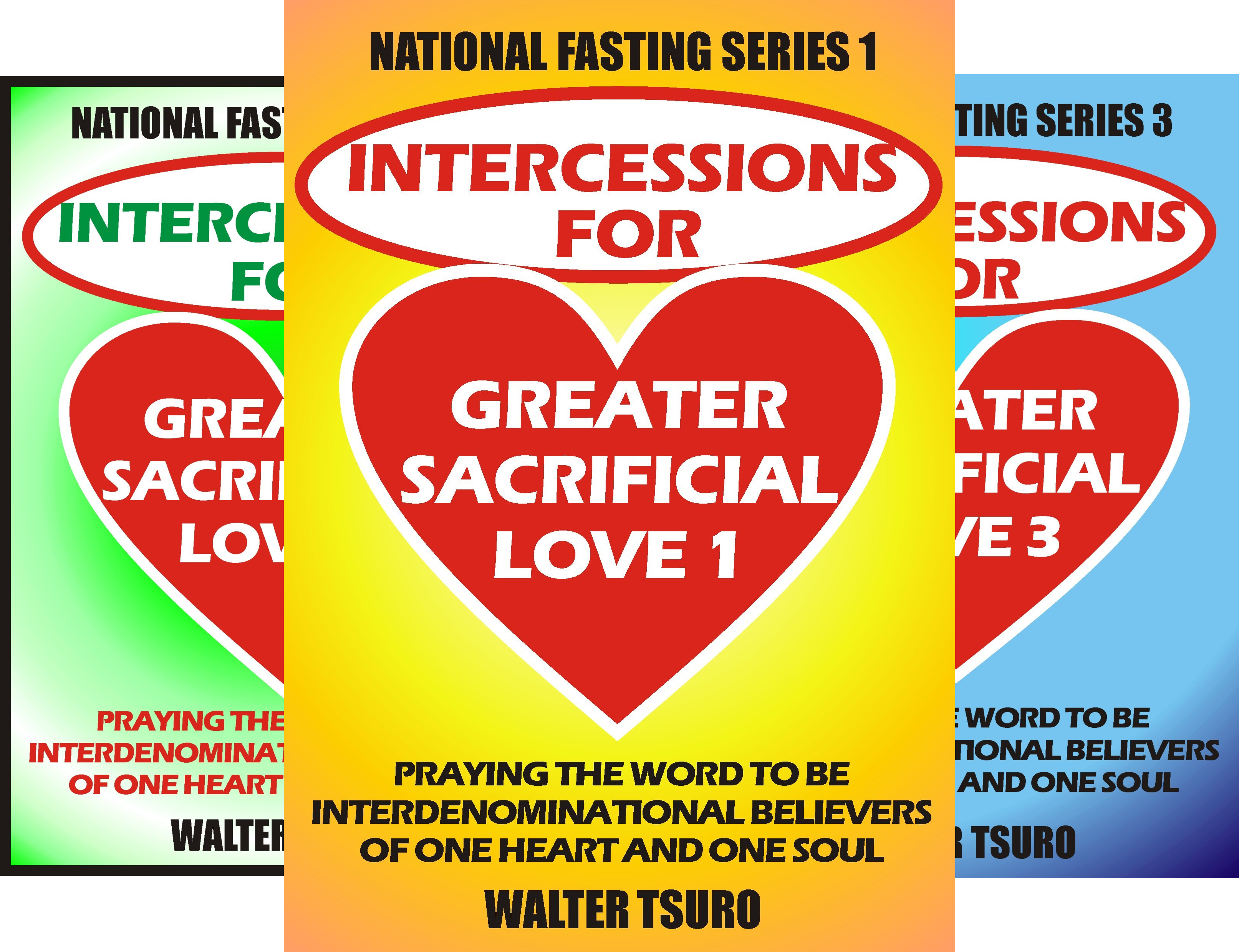 National Fasting (3 Book Series)