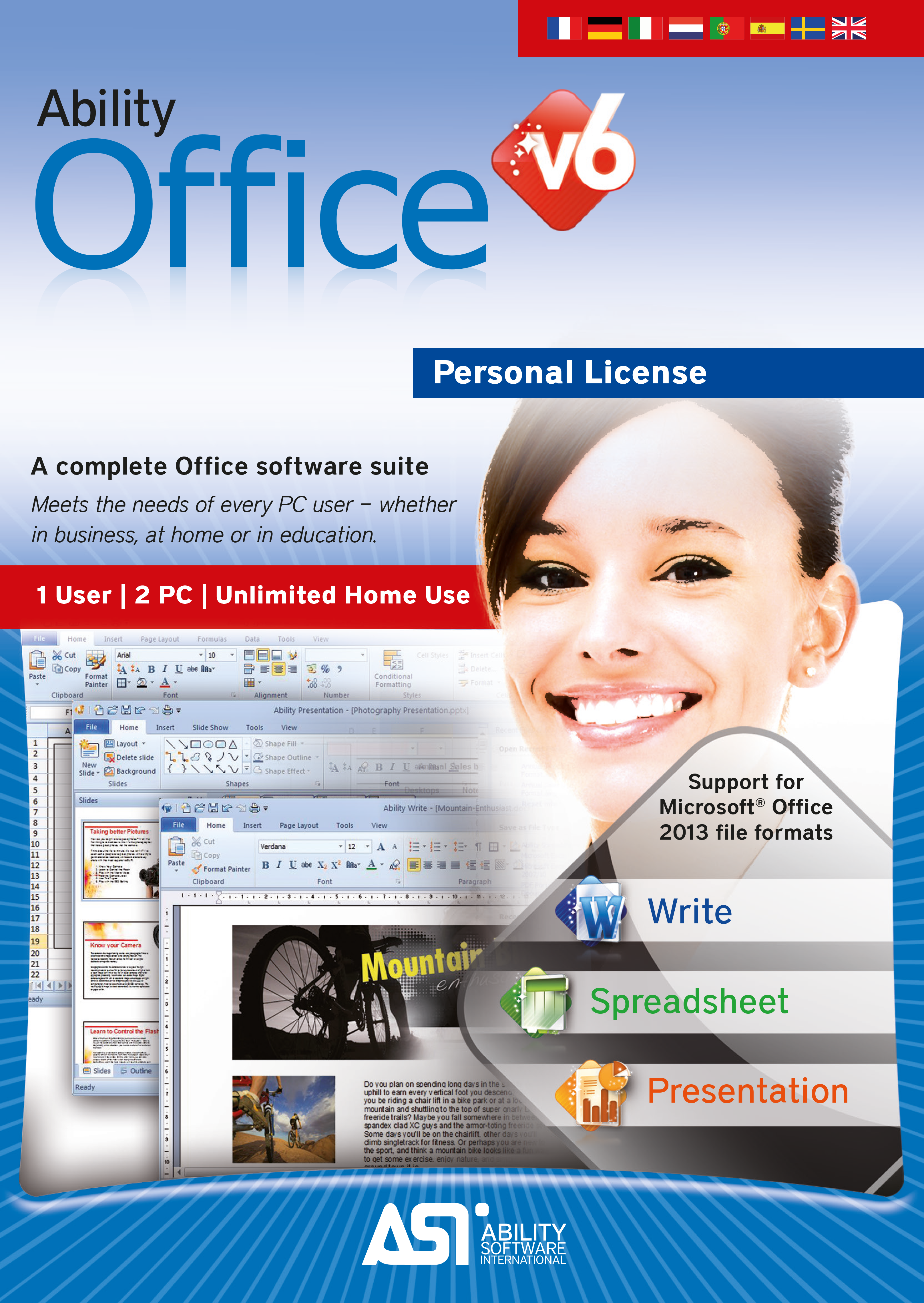 Ability Office 6 - 30 Day Free Trial [Download] (Dropbox Free compare prices)