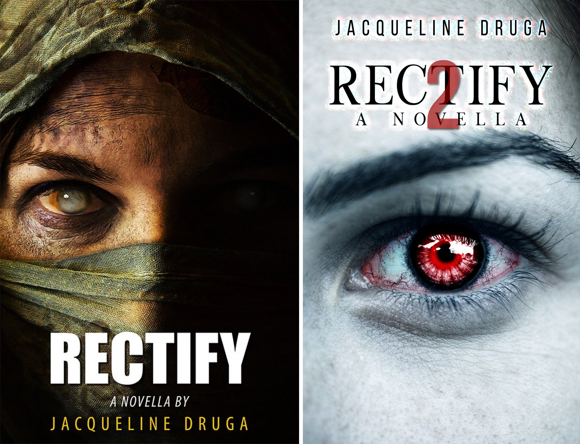 The Rectify Series (2 Book Series)