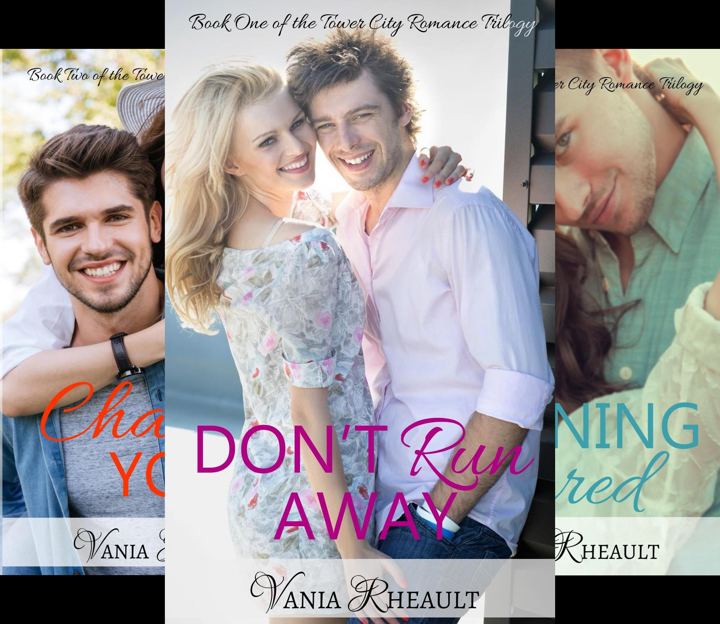 Tower City Romance Trilogy (3 Book Series)