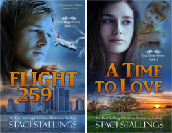 The Hope Series (2 Book Series) by  Staci Stallings