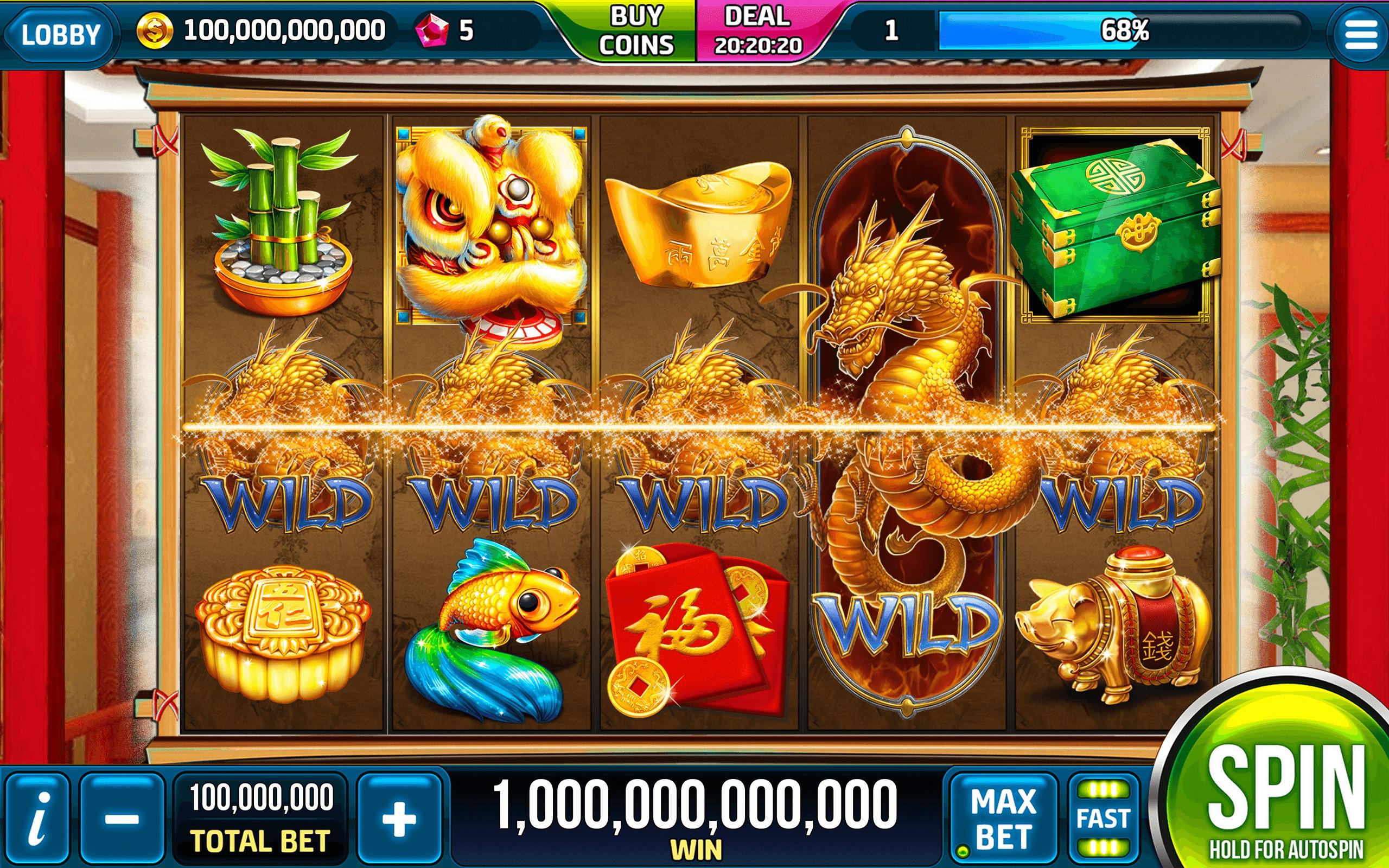 Slots Prosperity