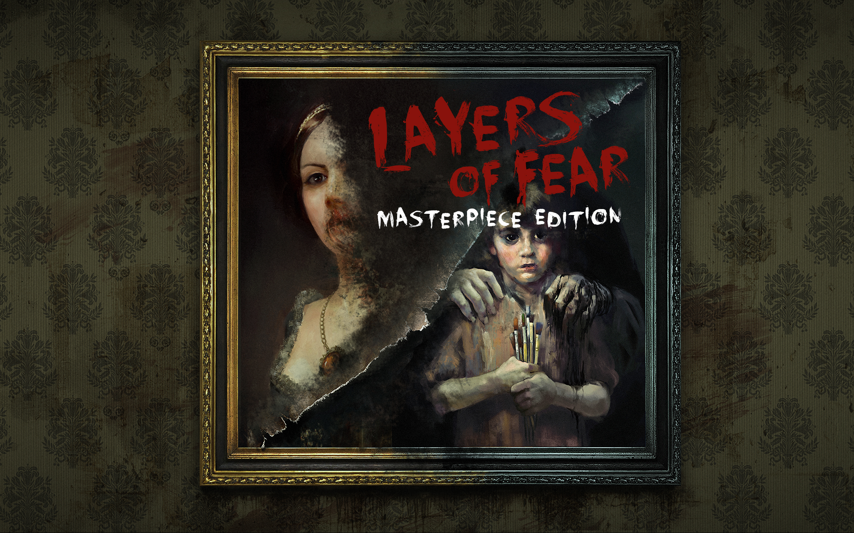 Layers of Fear: Masterpiece Edition [Online Game Code]
