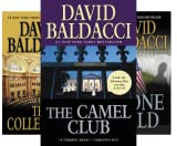 The Camel Club (5 Book Series)