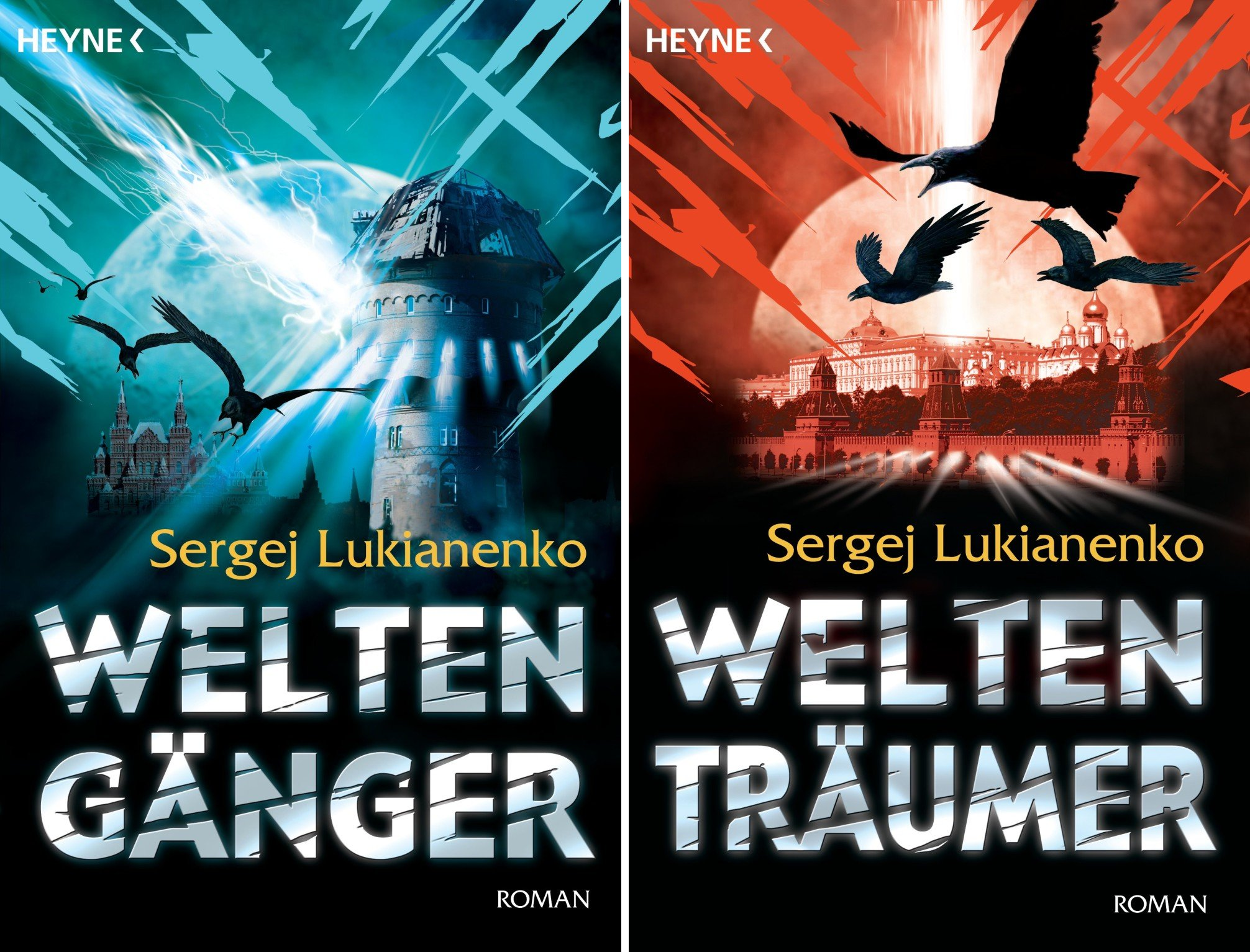 Die Weltengänger-Romane (Reihe in 2 Bänden)