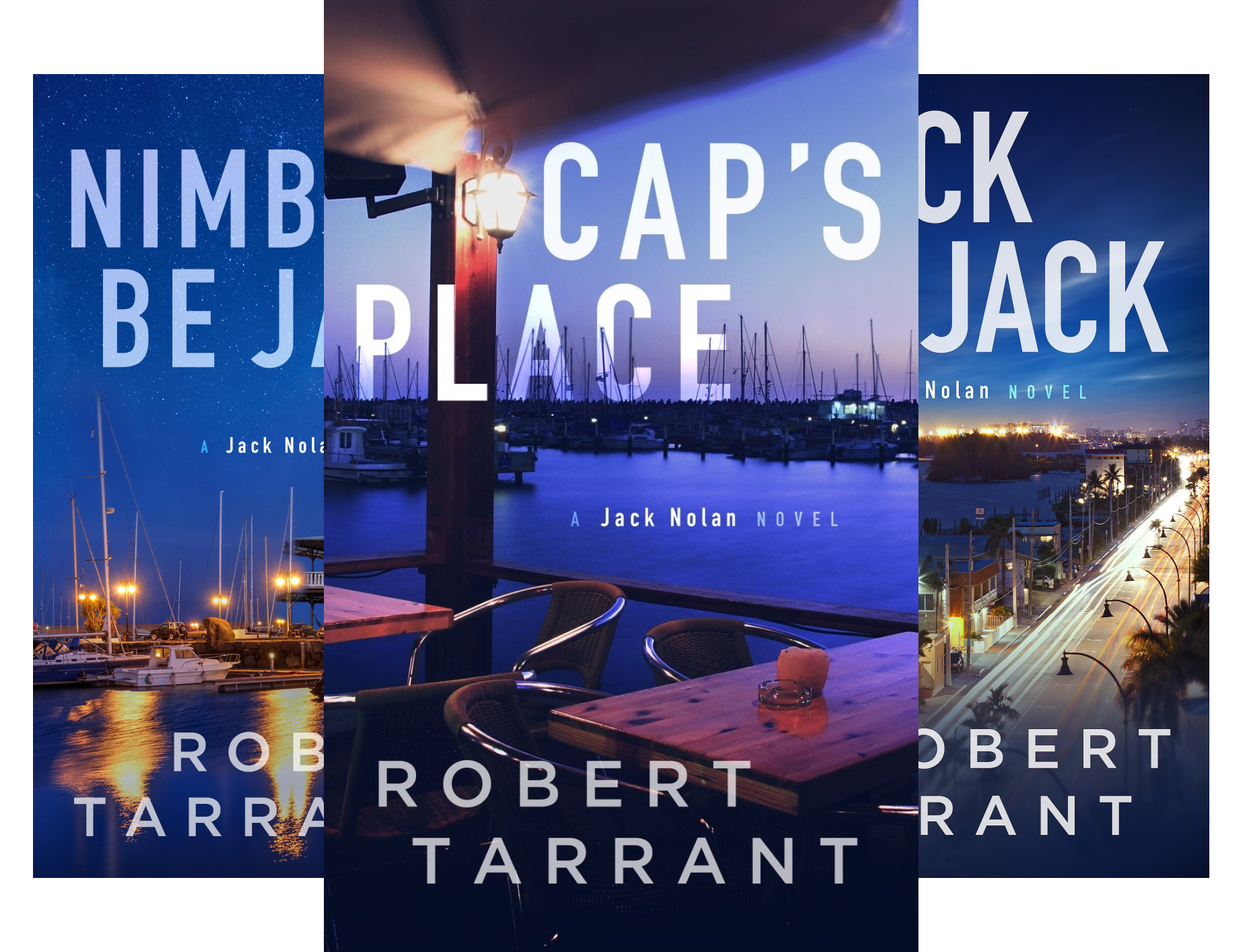 The Cap's Place Series (5 Book Series)