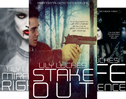 Paranormal Detectives Series (5 Book Series) by  Lily Luchesi Lily  Luchesi