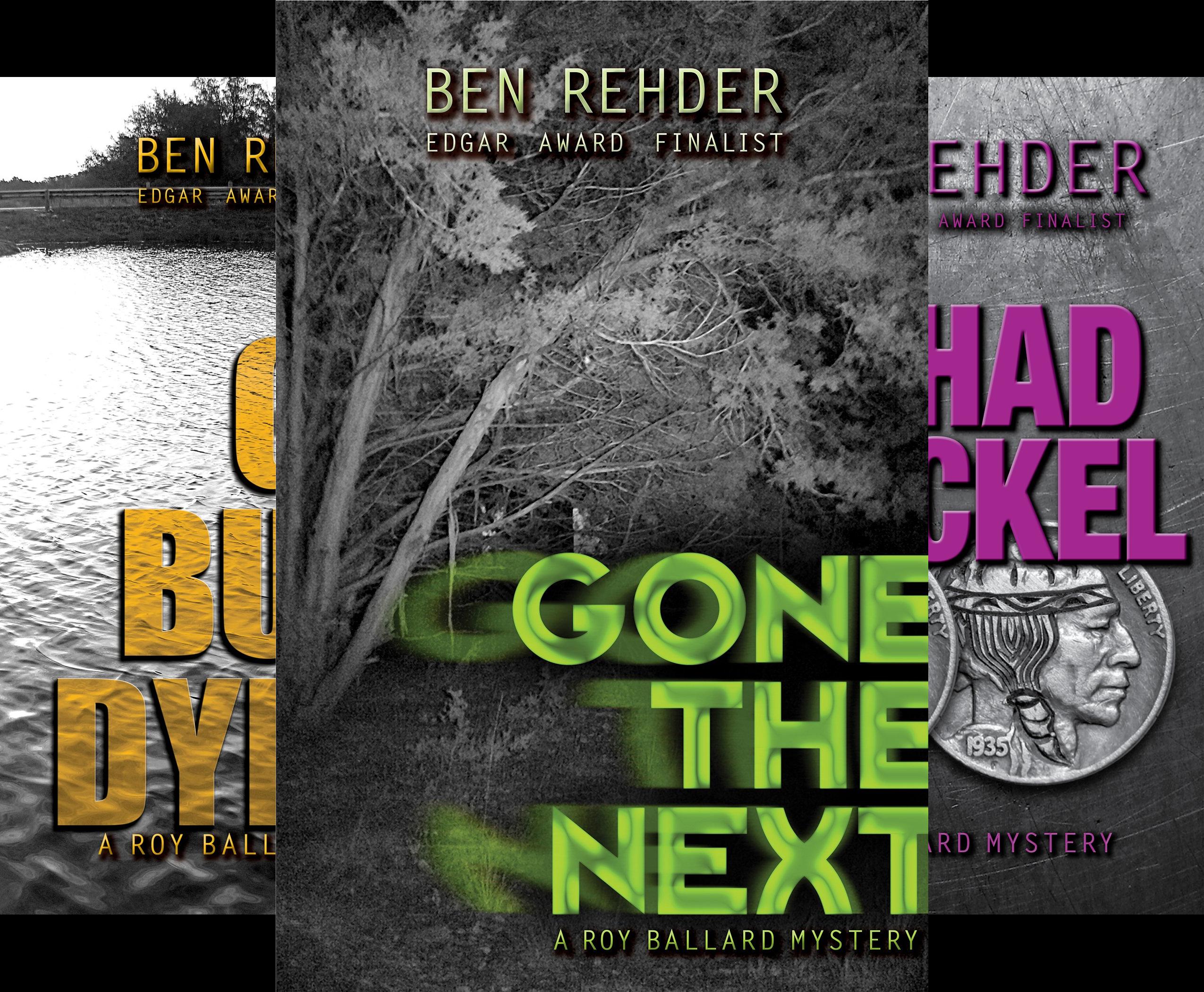 Roy Ballard Mysteries (4 Book Series)