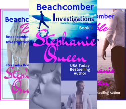 Beachcomber Investigations (7 Book Series) by  Stephanie Queen