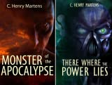 img - for Monster Of The Apocalypse Saga (2 Book Series) book / textbook / text book
