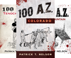 #freebooks – 100 A.Z. (3 Book Series) by Patrick T. Nelson [zombies, horror]