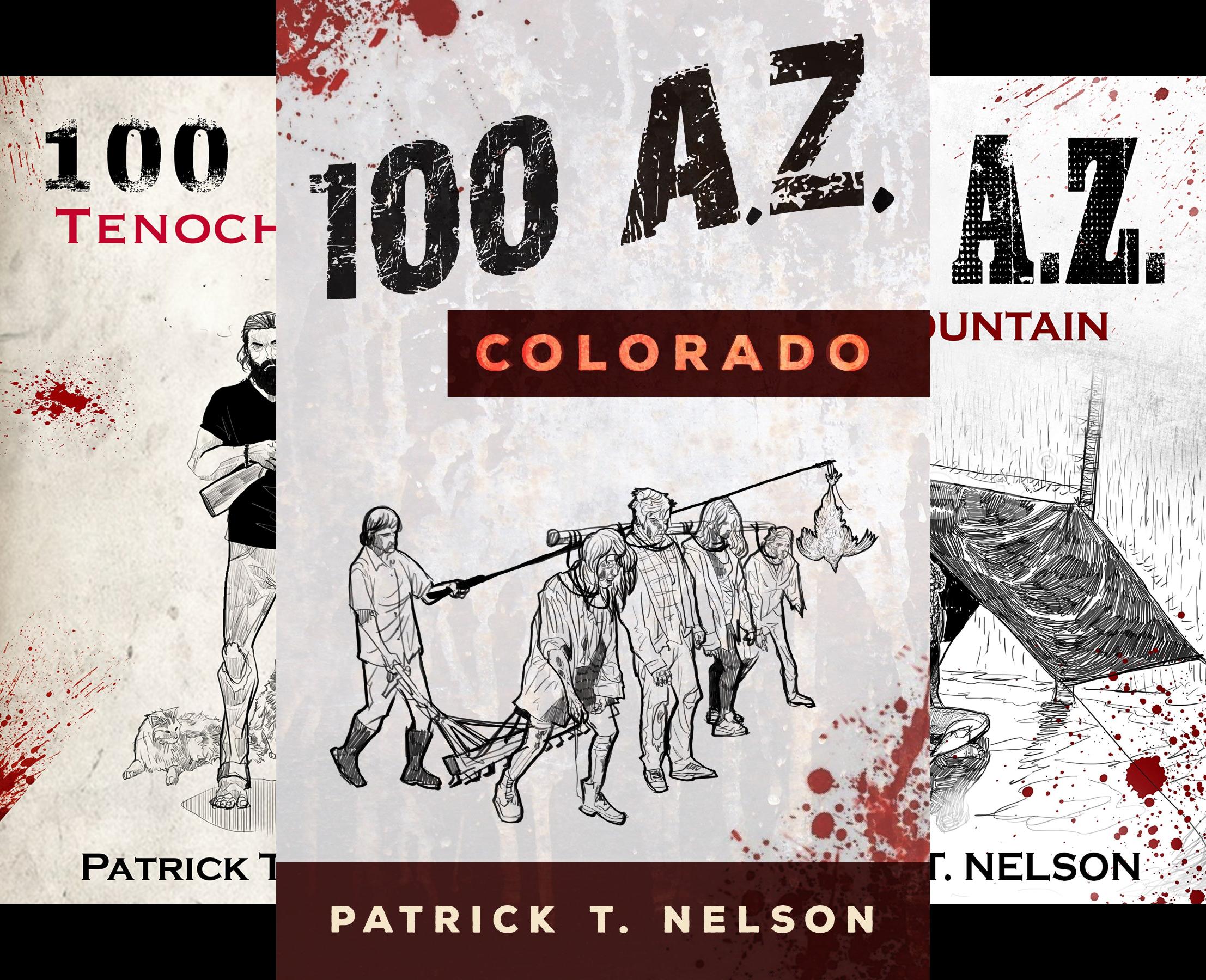 100 A.Z. (3 Book Series)