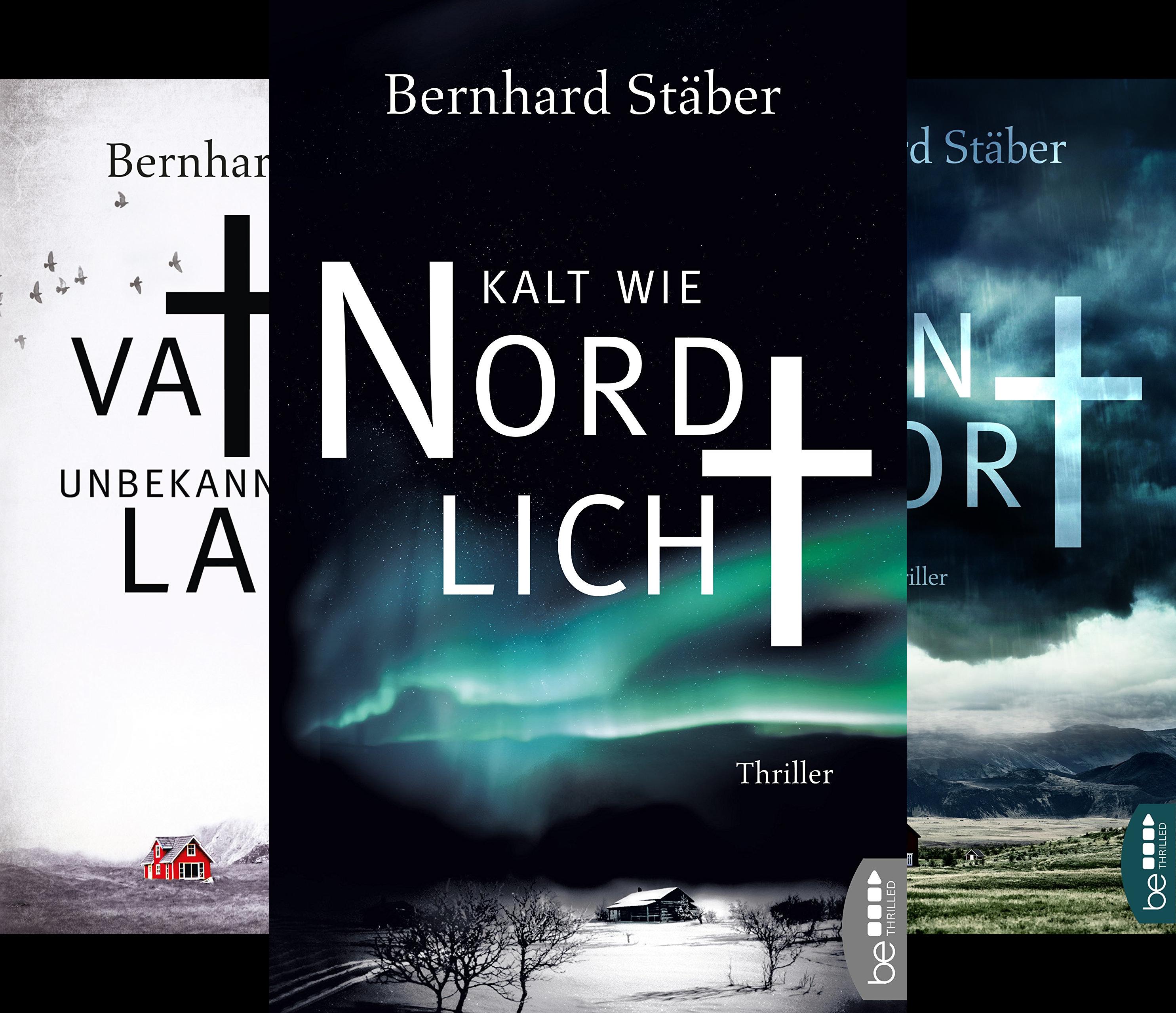 Arne Eriksen ermittelt (Reihe in 3 Bänden)