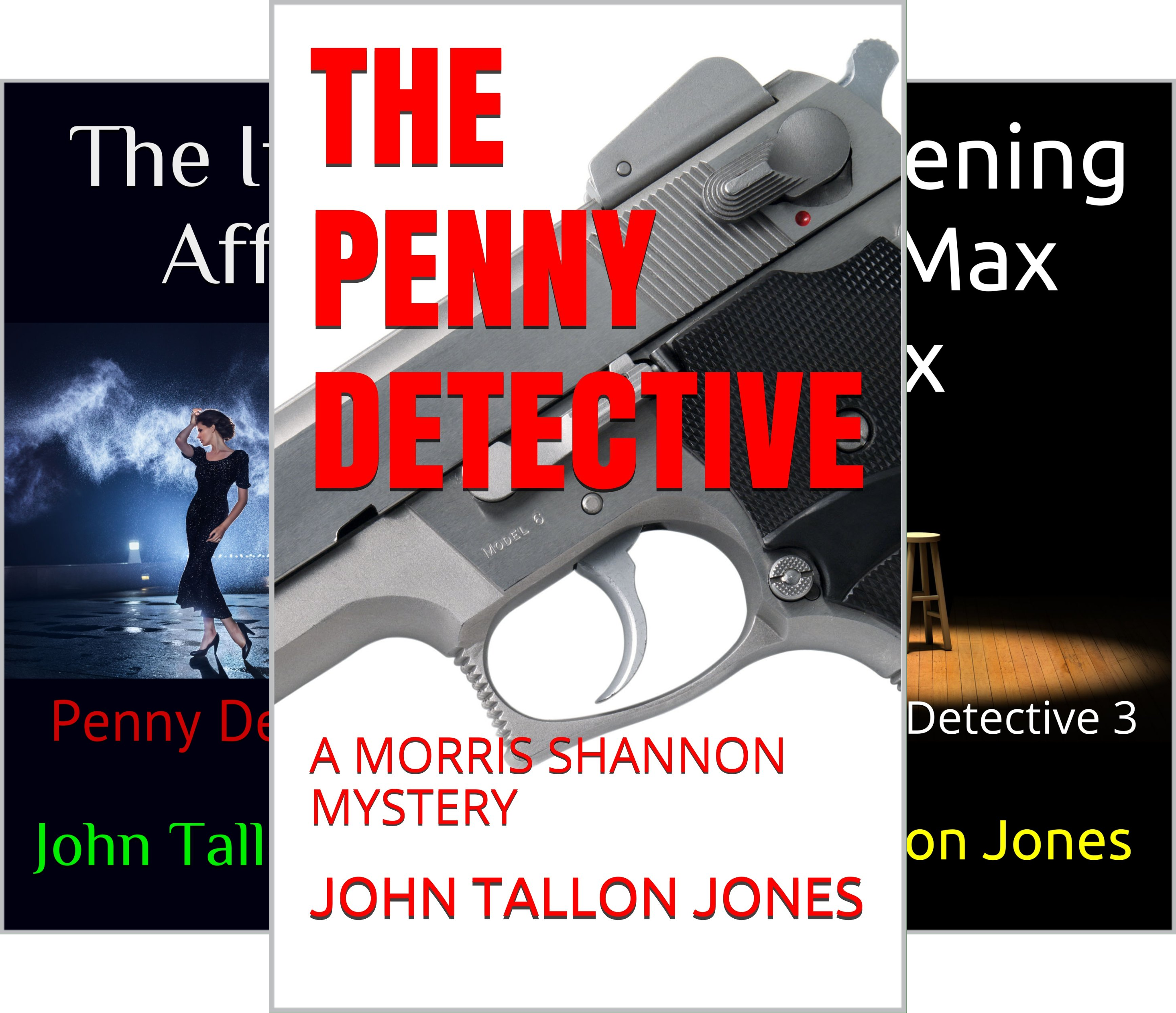 The Penny Detective Series (14 Book Series)