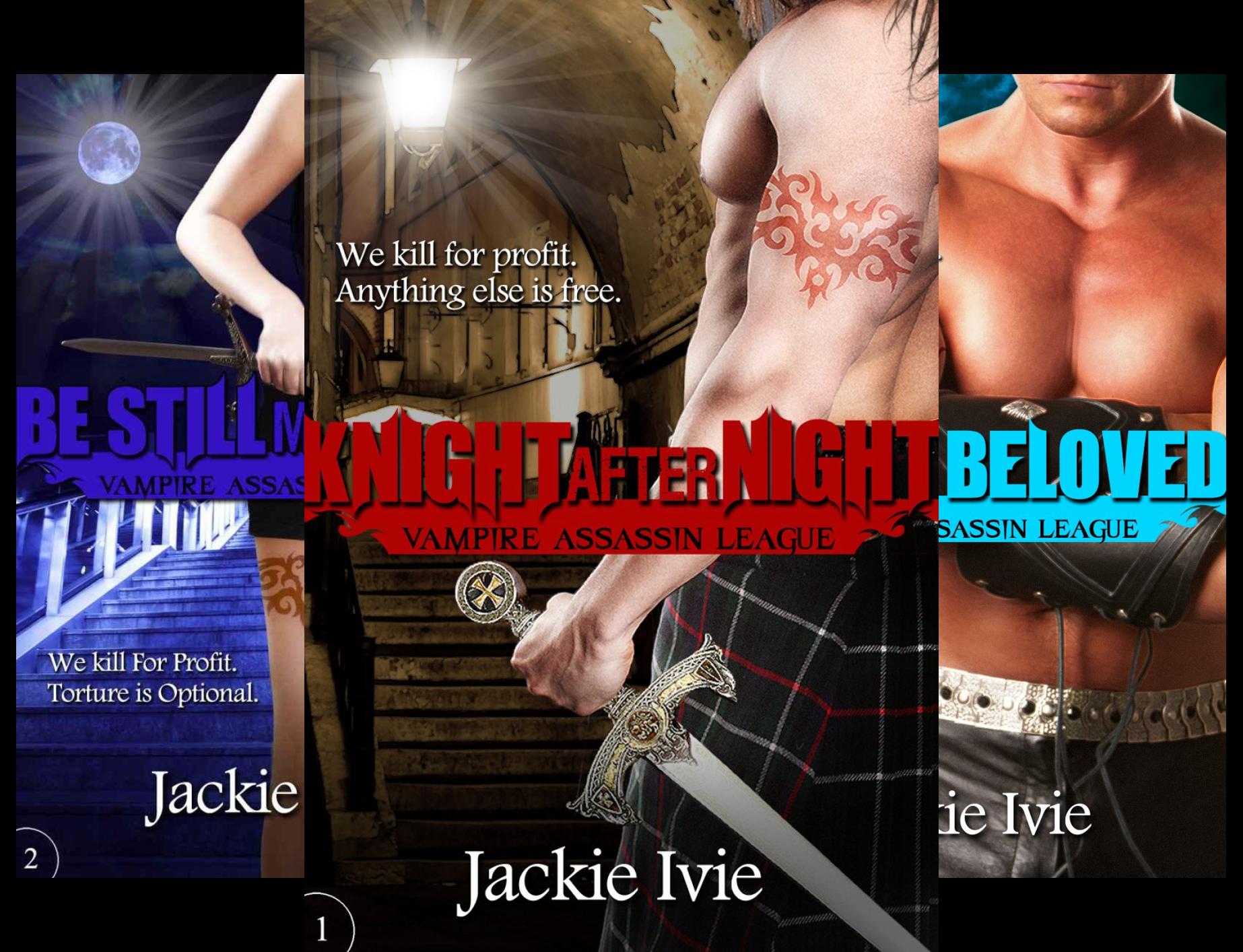 Vampire Assassin League (33 Book Series)