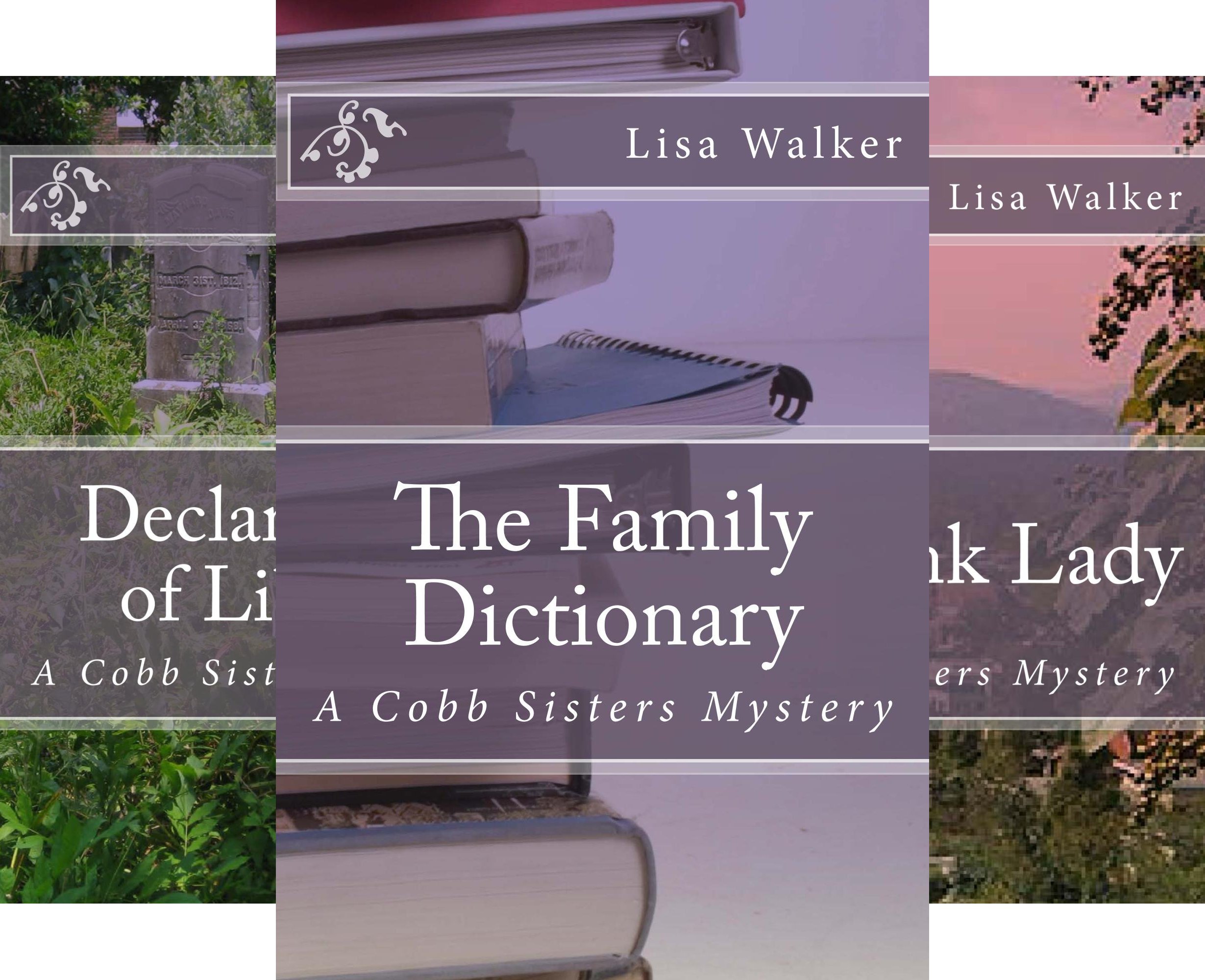 Cobb Sisters Mystery (4 Book Series)