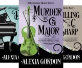 A Gethsemane Brown Mystery (3 Book Series)