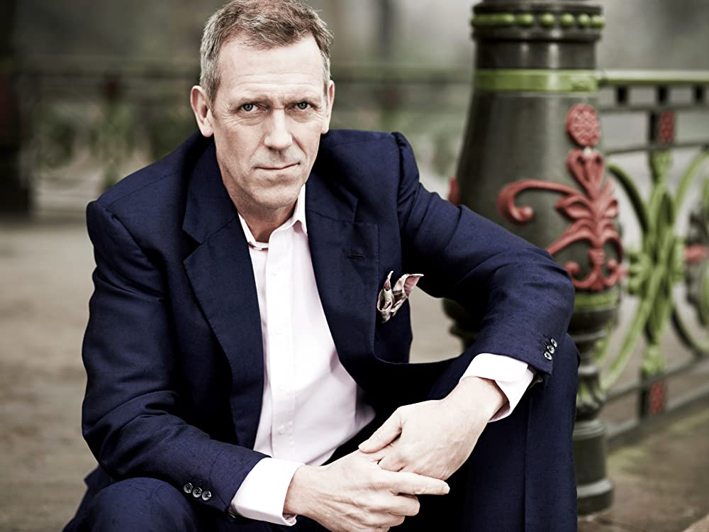 Image result for Hugh Laurie) Who You Didn't Know are Skilled Athletes