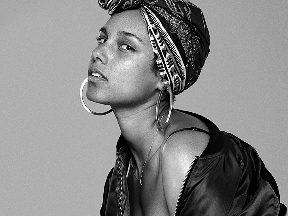 Image Result For Alicia Keys On Amazon Music
