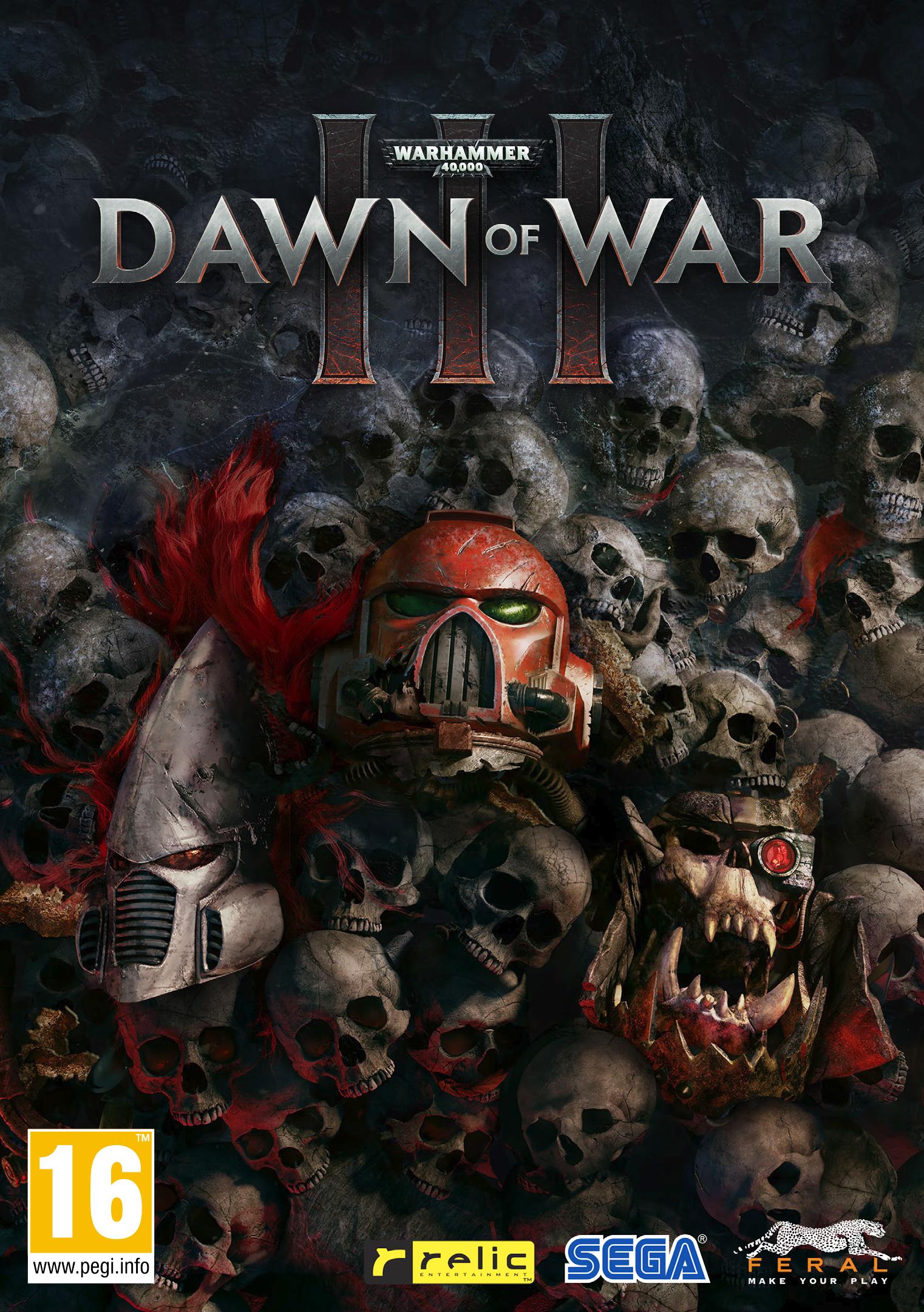 Warhammer 40,000 : Dawn of War III (Mac) [Online Game Code]