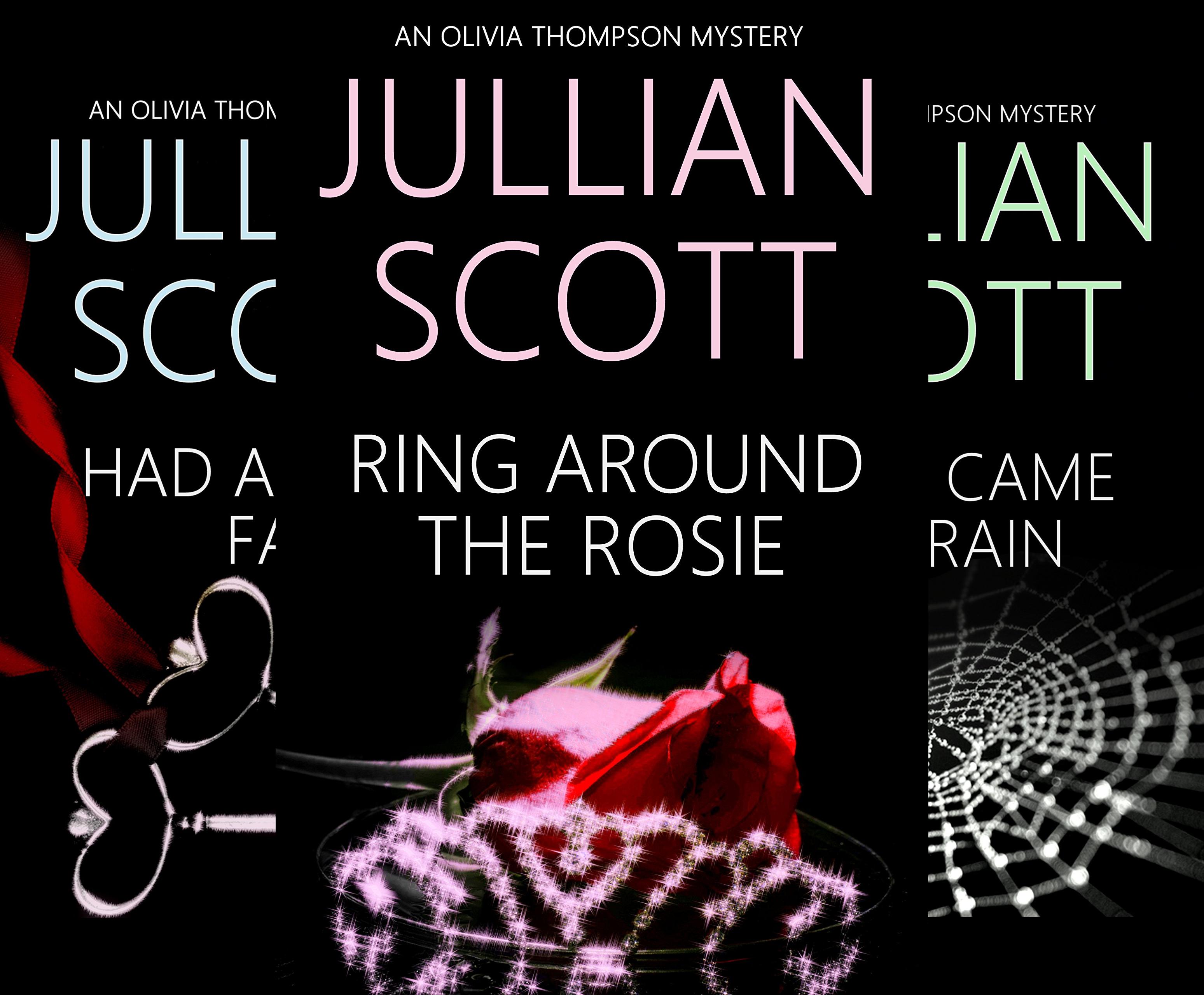 An Olivia Thompson Mystery (4 Book Series)