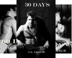 Morgan Family Series (4 Book Series) by  J.L. Leslie