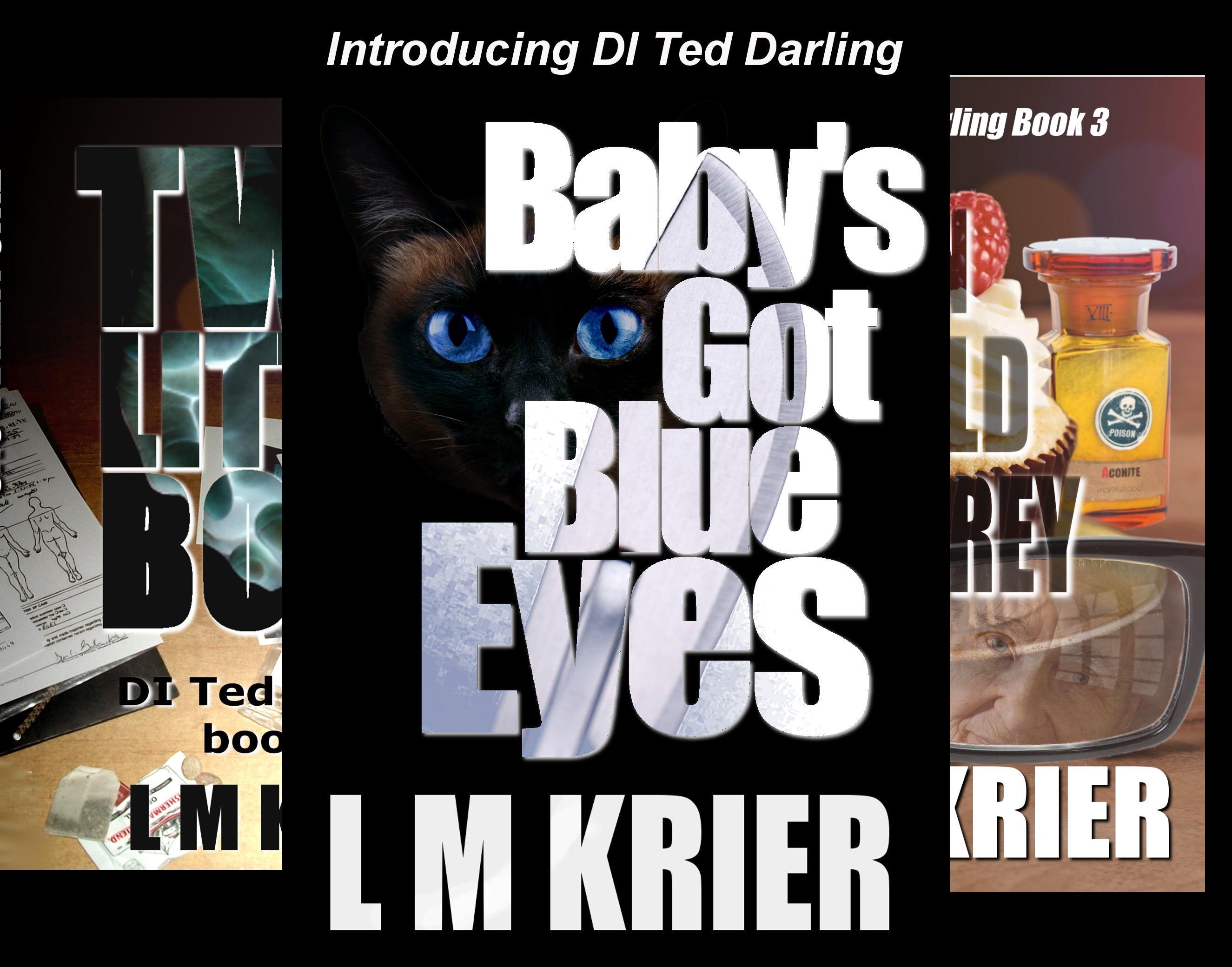 DI Ted Darling (7 Book Series)