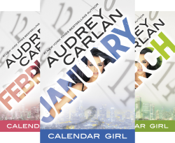 Calendar Girl (12 Book Series) by Audrey Carlan