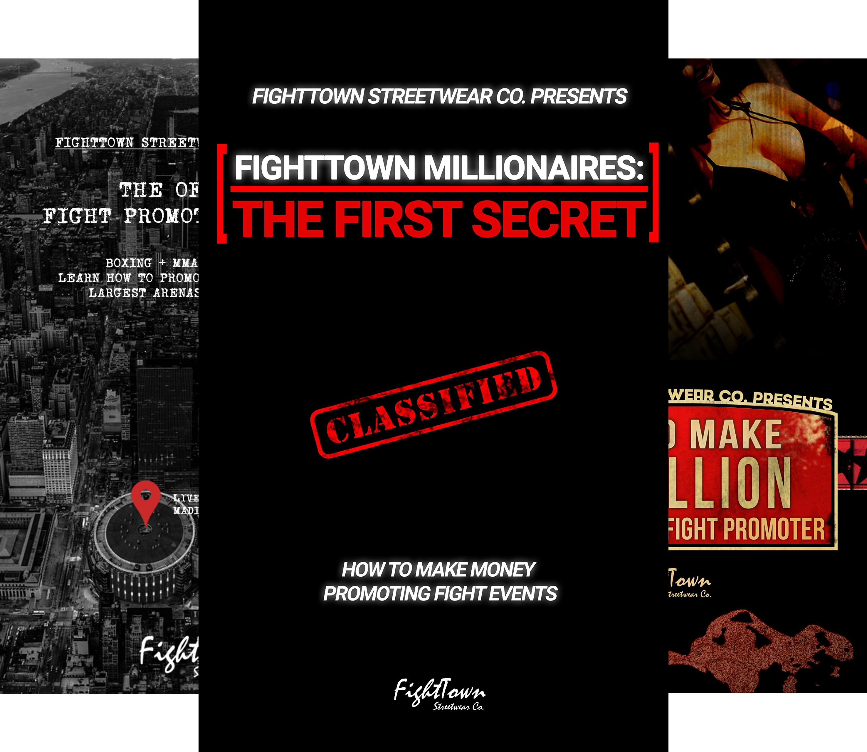 The Fight Promoter Series (5 Book Series)