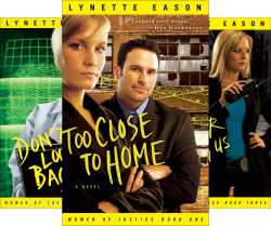 Women of Justice (4 Book Series) by  Lynette Eason