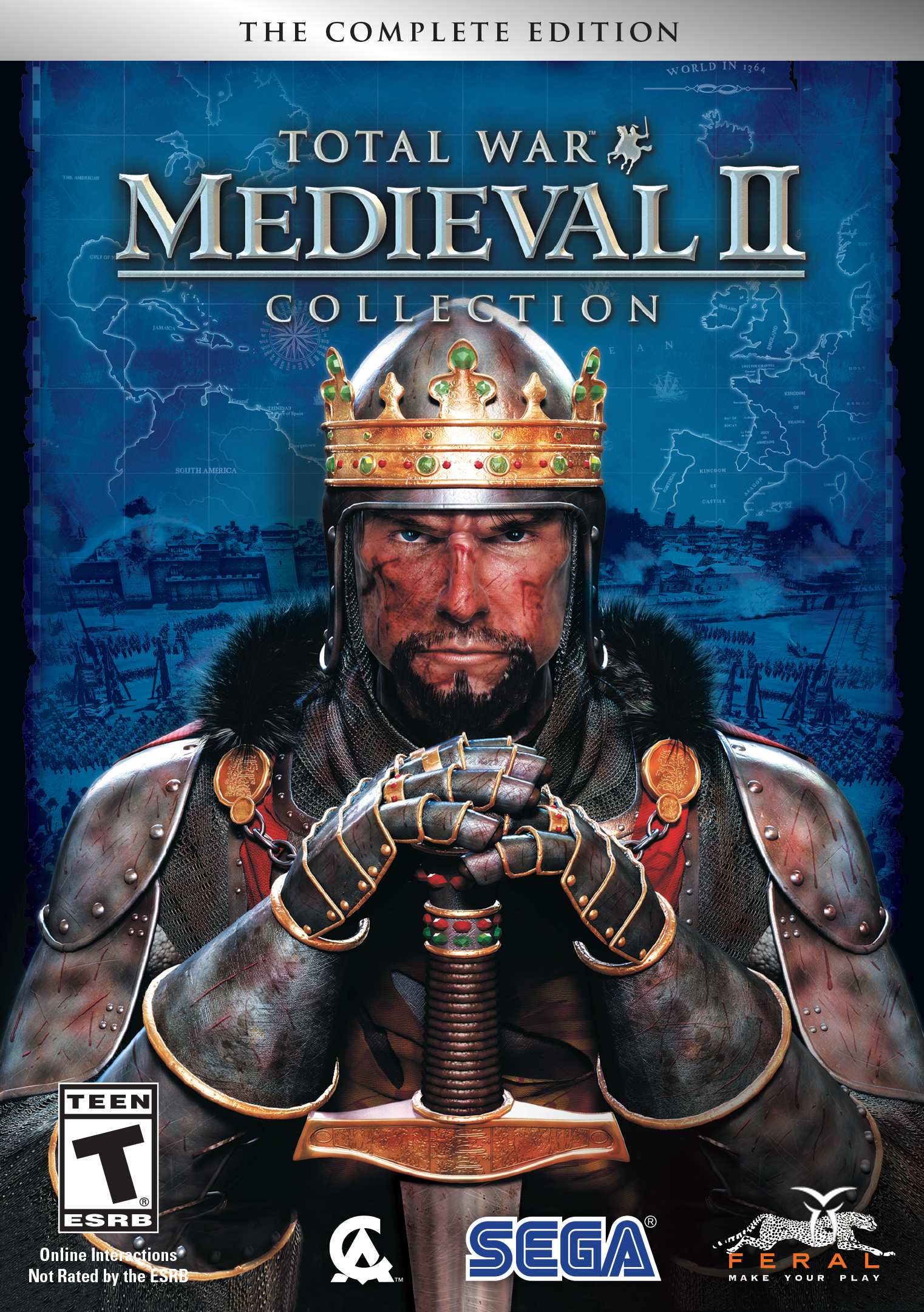 Medieval II : Total War Collection - Mac [Steam Code] [Online Game Code] (Best Computer For Total War Games)