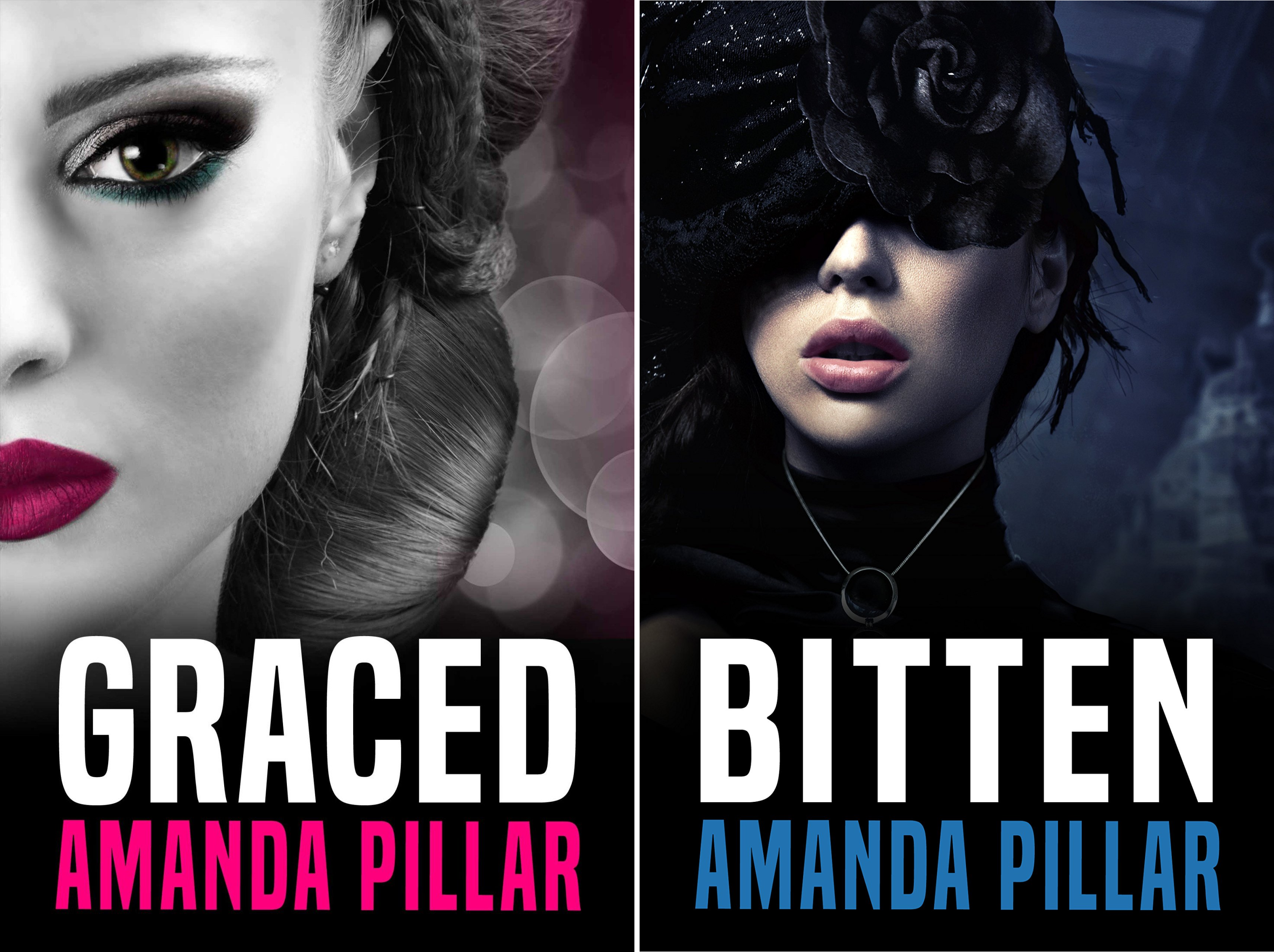The Graced Series (2 Book Series)
