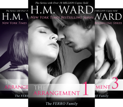 The Arrangement - Ferro Family by  H.M. Ward